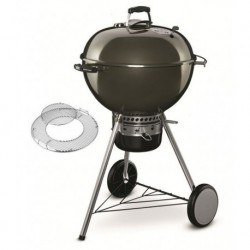 Barbecue Weber a Carbone Master-Touch 57 cm GBS Smoke Grey Cod. 14510004