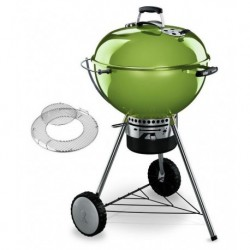 Barbecue Weber a Carbone Master-Touch 57 cm GBS Spring Green Cod. 14511004