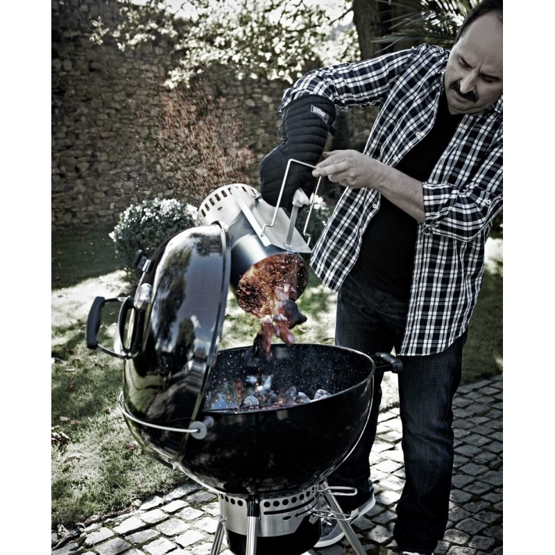 weber original shop barbecue a carbone master touch 57 cm gbs sprin. Black Bedroom Furniture Sets. Home Design Ideas