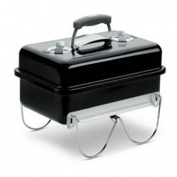 Barbecue a Carbone Go Anywhere Black Weber Cod. 1131004