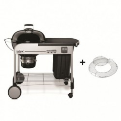 Barbecue a Carbone Performer Premium Black GBS Weber Cod. 15401004