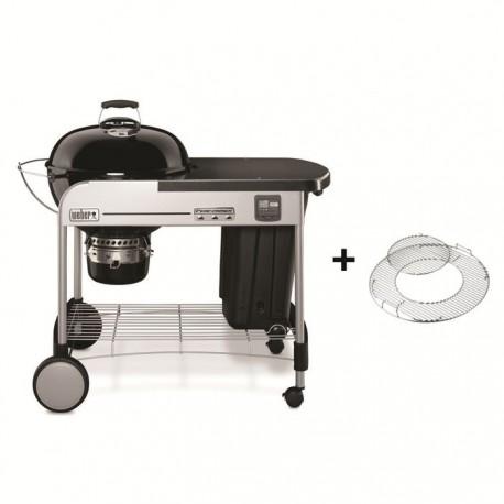 Barbecue a Carbone Performer Premium Black GBS Weber Cod. 15401004