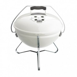 Barbecue Weber a Carbone Smokey Joe Premium 37 cm Ivory White Cod. 1125004