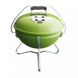 Barbecue Weber a Carbone Smokey Joe Premium 37 cm Spring Green Cod. 1127704