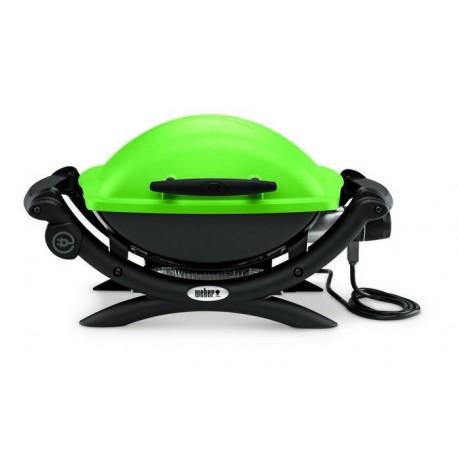 Barbecue Elettrico Q 1400 Green Weber Cod. 52070053