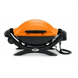 Barbecue Elettrico Q 1400 Orange Weber Cod. 52190053