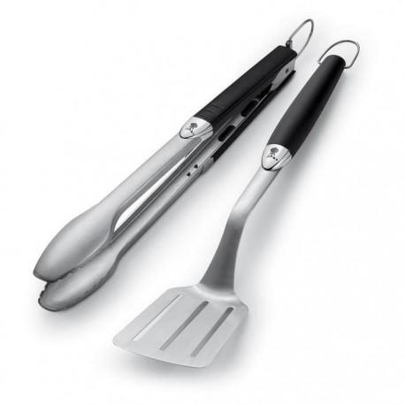 Kit 2 Accessori in Acciaio Inox Weber Cod. 6625