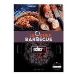 Ricettario Lo Chef del Barbecue Weber Cod. 311274