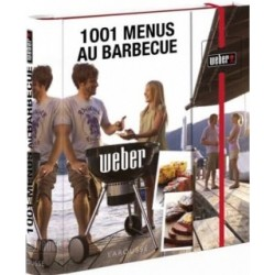 Ricettario 1001 Menu' al Barbecue Weber Cod. 311272