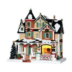 Holidays Homecoming B/O Led Cod. 35522