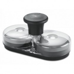 Pressa per Mini Hamburger Weber Original Cod. 6485