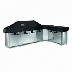 Custodia Deluxe per Barbecue Weber Summit Grill Center Angolo Dx Cod. 7560