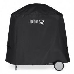 Custodia Deluxe per Barbecue Weber Serie Q 100 200 1000 e 2000 Cod. 6554