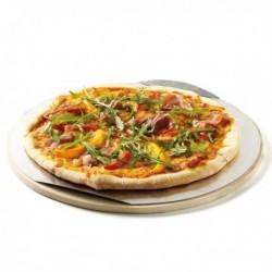 Pietra Refrattaria per Pizza per Barbecue Weber Q Serie 100 Cod. 17057