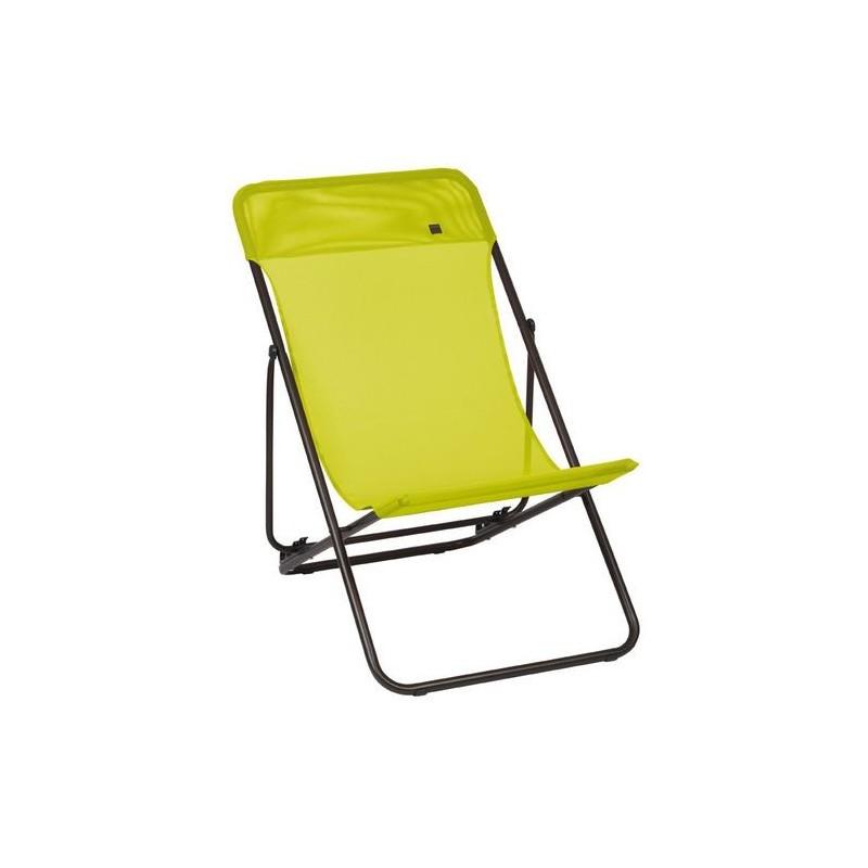 sedia sdraio maxi transat lafuma lfm2502 papageno. Black Bedroom Furniture Sets. Home Design Ideas