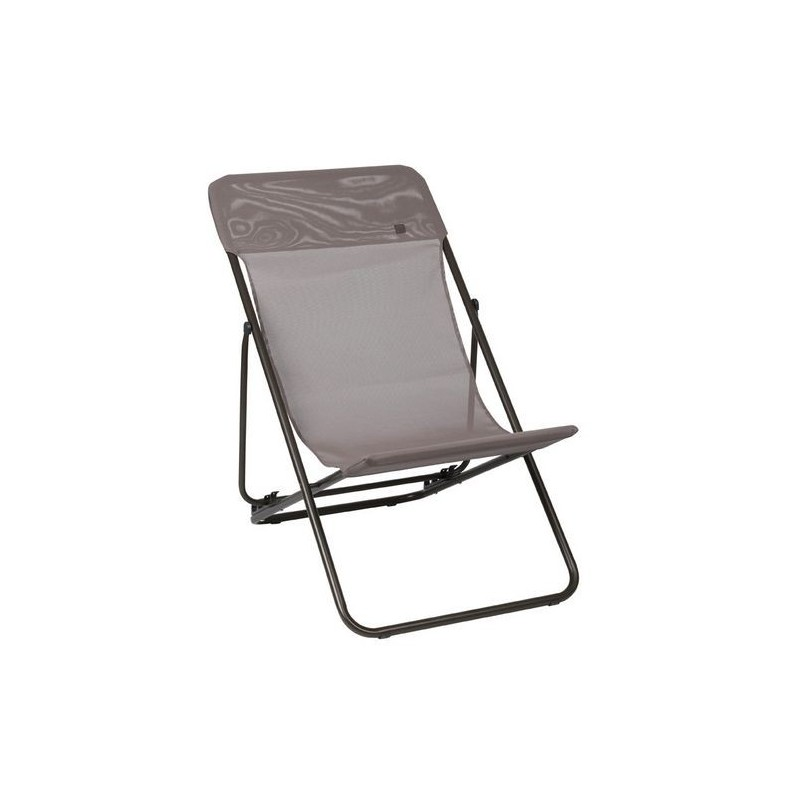 sedia sdraio maxi transat lafuma lfm2502 ecorce. Black Bedroom Furniture Sets. Home Design Ideas
