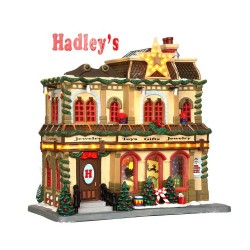 Hadley's Department Store With 4.5V Adaptor Cod. 35496