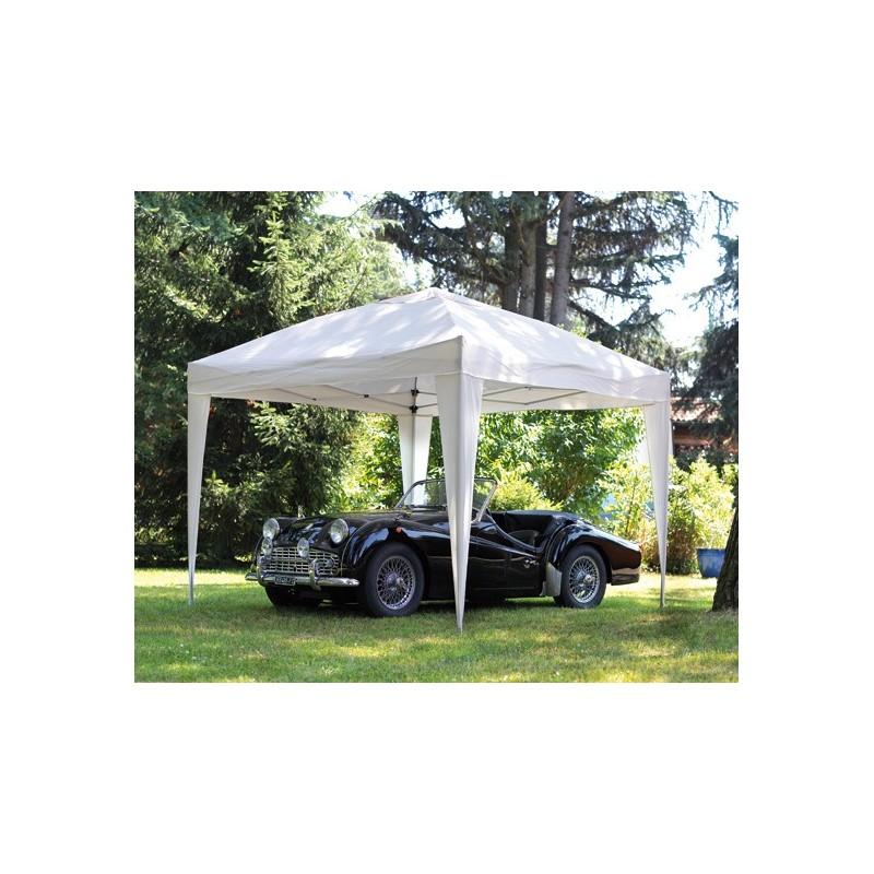 Gazebo 3 x 3 mt Pieghevole In Alluminio Moia dadolo.com