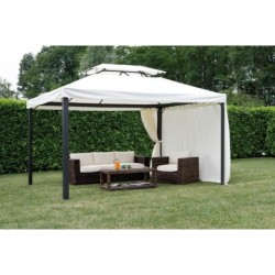 Gazebo 3 x 4 mt In Alluminio Epoxy
