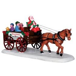 Santa's Wagon Ride Cod. 33032