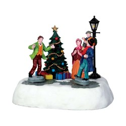 Happy Christmas Mr Scrooge! B/O 4.5V Cod. 64064