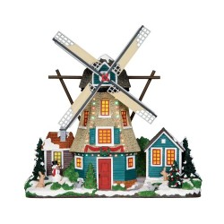 Windmill B/O (4.5V) Cod. 25333