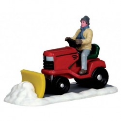 Ride-On Snowplow Cod. 53236