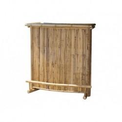 Bancone Bar In Bambù