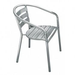Sedia In Alluminio