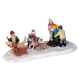 Neighborhood Santas Cod. 23961