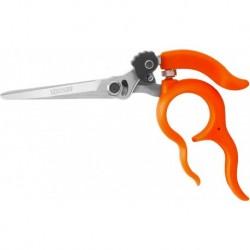 Stocker Forbice anello vendemmia 25 mm inox lama 55 mm