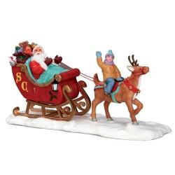 Santa'S Sleigh Cod. 53210