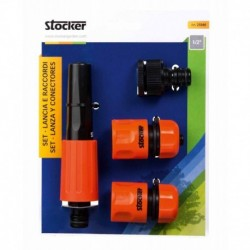 Stocker Set lancia e raccordi 1/2