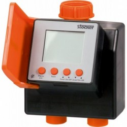 Stocker Watertimer digitale a due zone