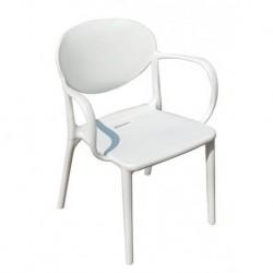 Sedia In Polipropilene Con Braccioli