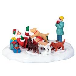 Puppies Love Santa Cod. 63275