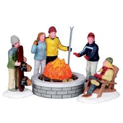 Fire Pit S/5 B/O Cod. 4223