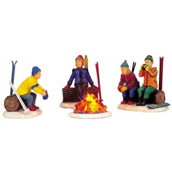 Skers' Camp Fire S/4 Cod. 4468