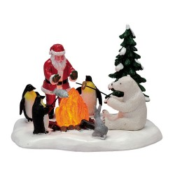 Fireside Fun Battery-Operated (4.5V) Cod. 74633