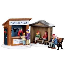 Skate Rentals Set of 3 Cod. 03849