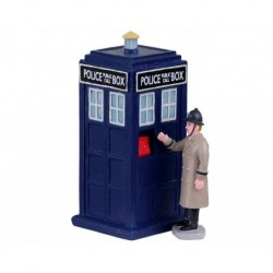 Police Call Box Set of 2 Cod. 03509