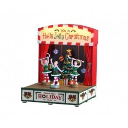 Christmas Belle's Hoilday Recital B/O 4.5V Cod. 04726