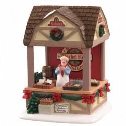 Christmas Market Bratwurst B/O (3V) Senza Scatola Cod. 04735
