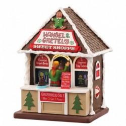 Hansel & Gretel's Sweet Shoppe B/O (3V) Senza Scatola Cod. 04736