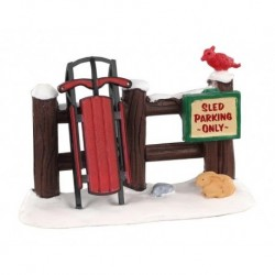 Sled Parking Only Cod. 04740