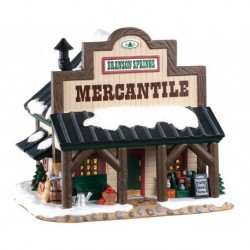 Branson Springs Mercantile B/O Led Cod. 05622