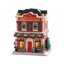 Star of Wonder Christmas Shop B/O Led Cod. 05646