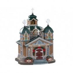 Holy Spirit Cathedral B/O Led Cod. 05655