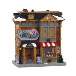 The Victorian Candy Shoppe B/O Led Cod. 05684