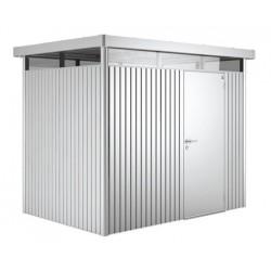 Casetta da Giardino in Metallo HIGHLINE 3 con Porta Standard Biohort